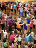 Messianic Dance & Tambourines