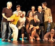 Men in Dance